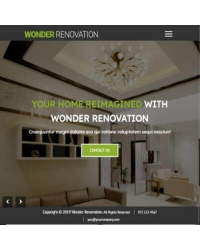 Wonder Renovation