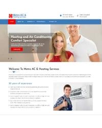 Metro AC & Heating services