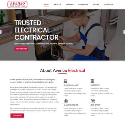 Aveneo Electrical Service