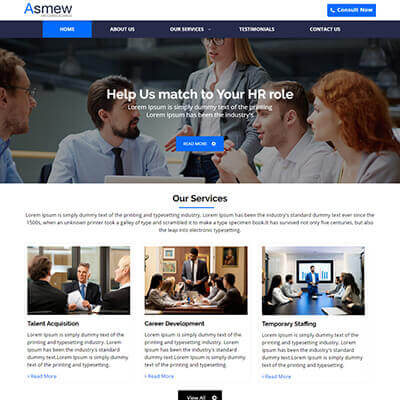Asmew HR Consulting