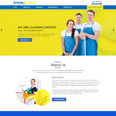 Acium Cleaning Services