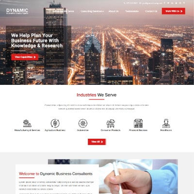 Dynamic Business Consultants