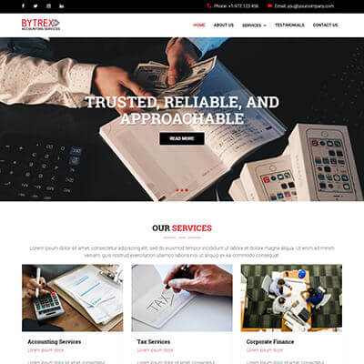 Bytrex Accounting Services